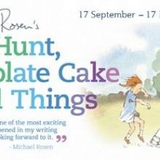 Bear Hunt, Chocolate Cake and Bad Things