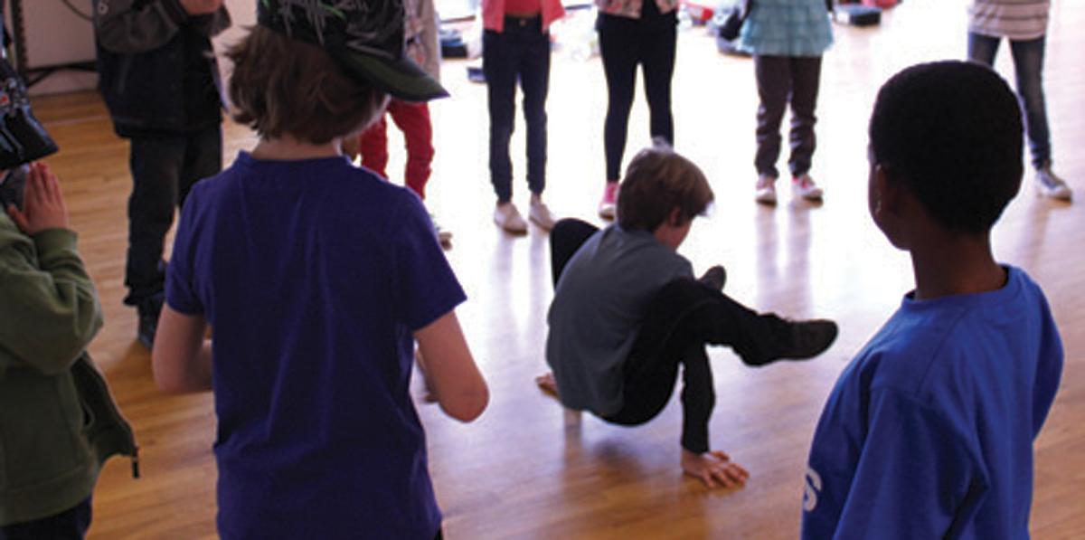 Danswer Street Dance For Kids