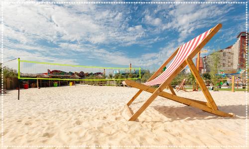 Enjoy long summer days at the UK's largest urban beach