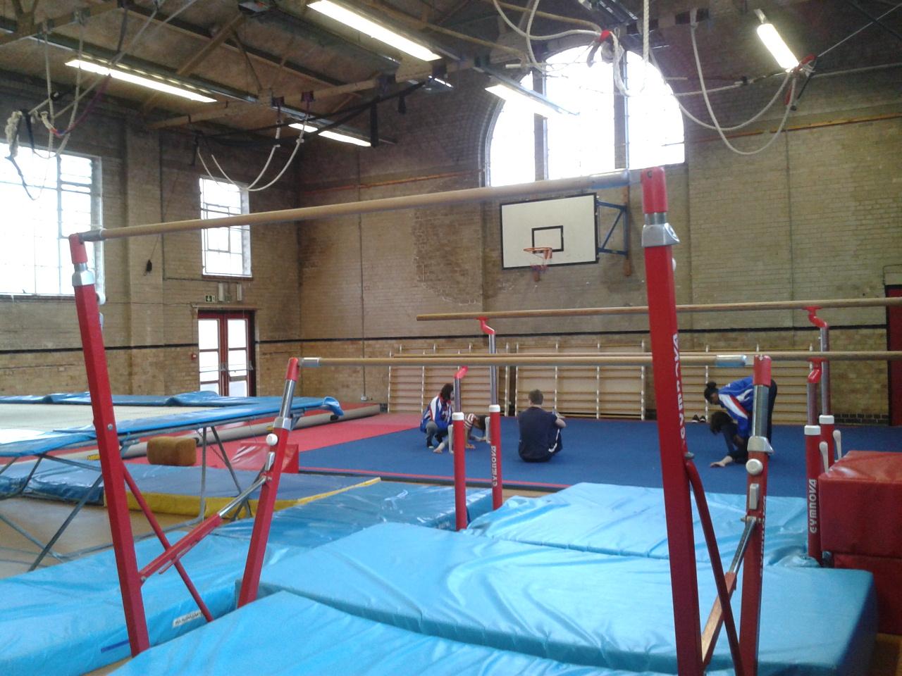 Hampstead Gymnastics Club