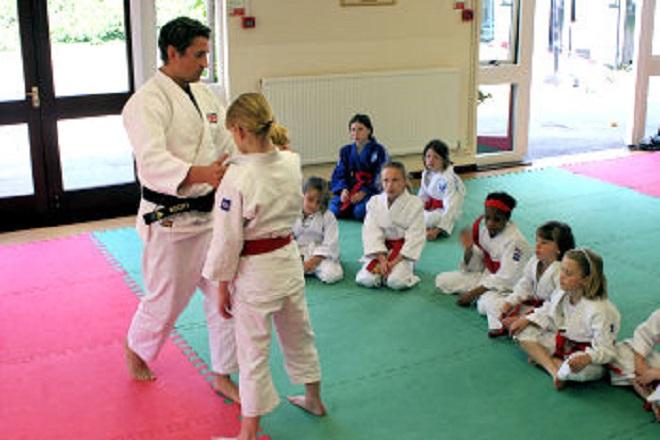 Finsbury Judo  Club