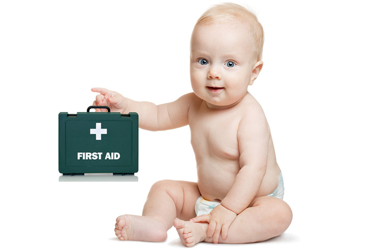 NCT Baby First Aid