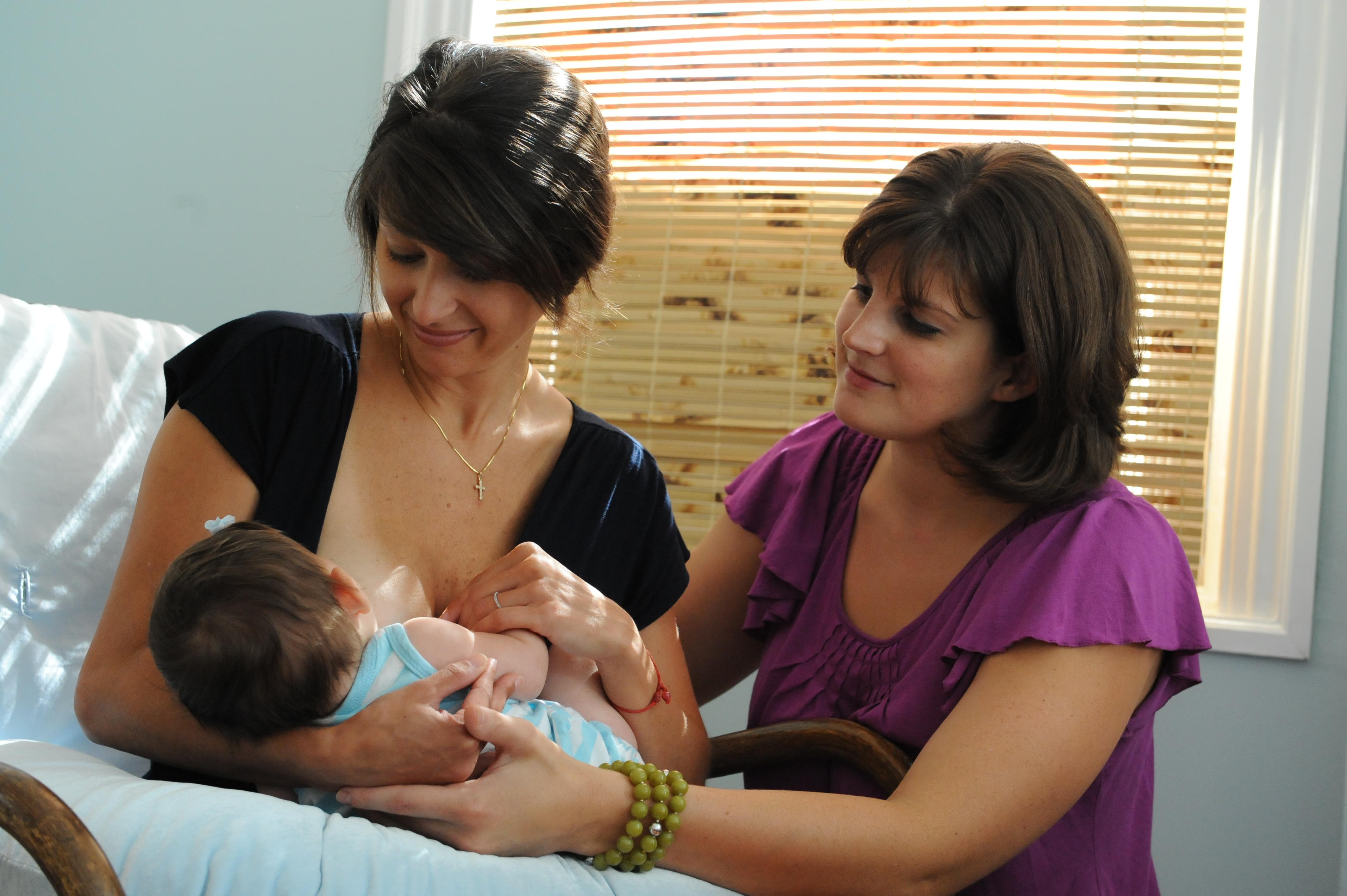 NCT Bosom Buddies Breast Feeding Group