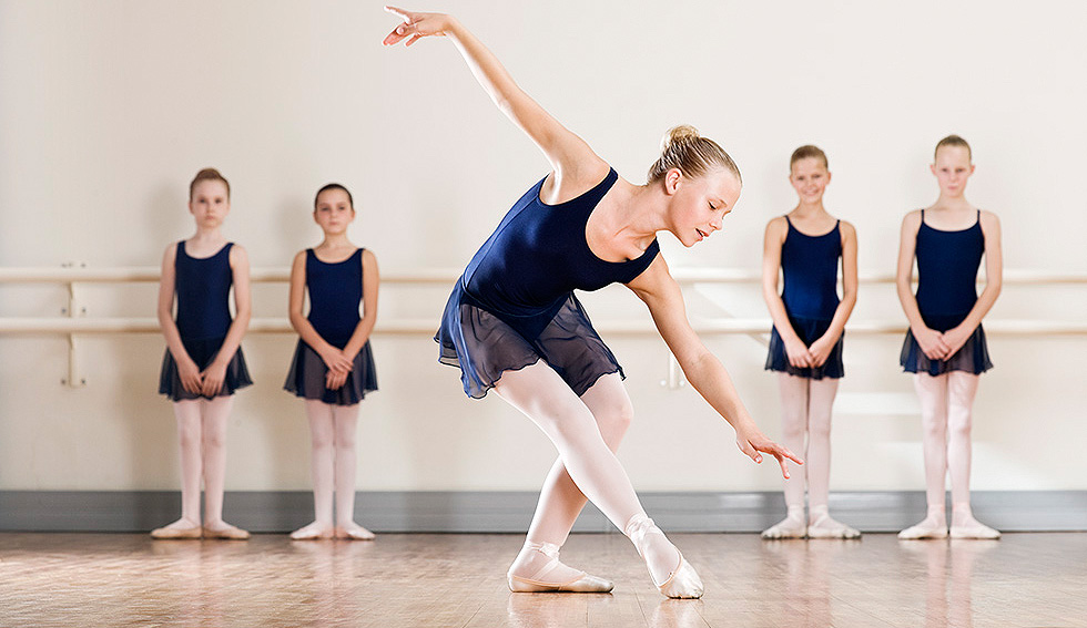Russian Ballet Classes (Ages 2-16)
