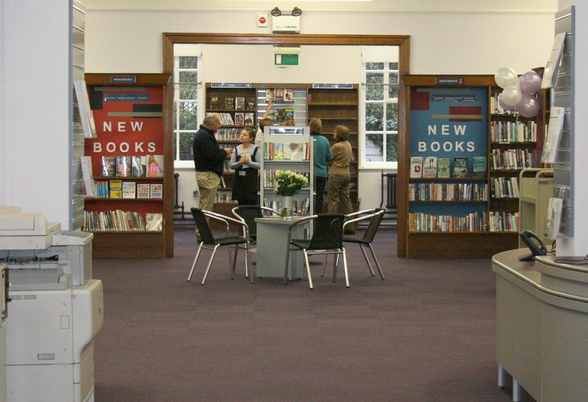 Surbiton Library