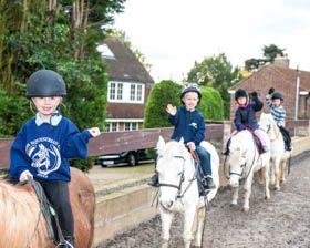 The London Equestrian Centre