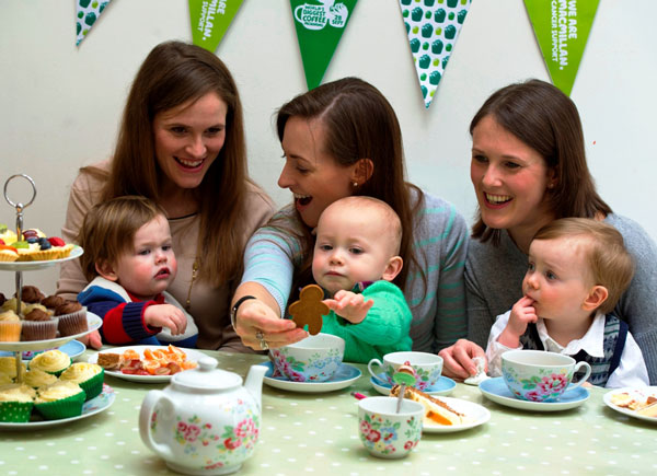 The Nest: A NCT Parent and Baby Group in St. John's