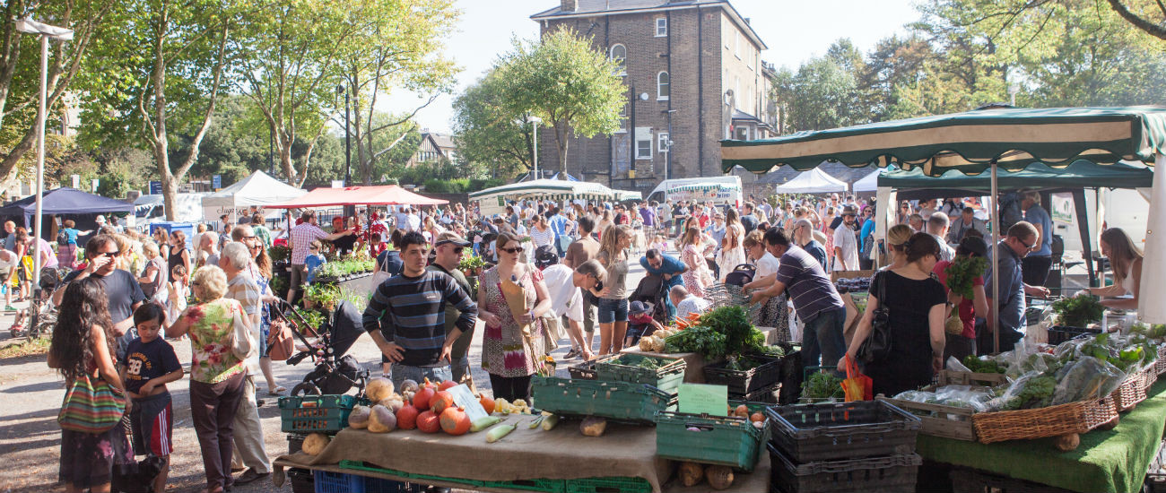 Wapping Market