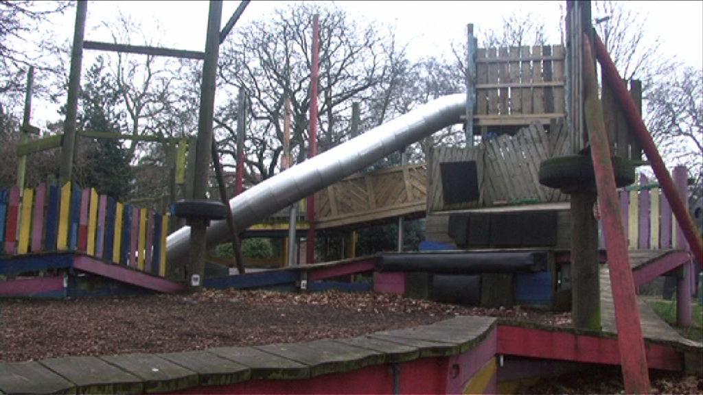 Adventure Playground Battersea Park