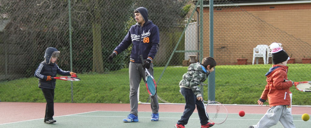 Little Stars Tennis sessions