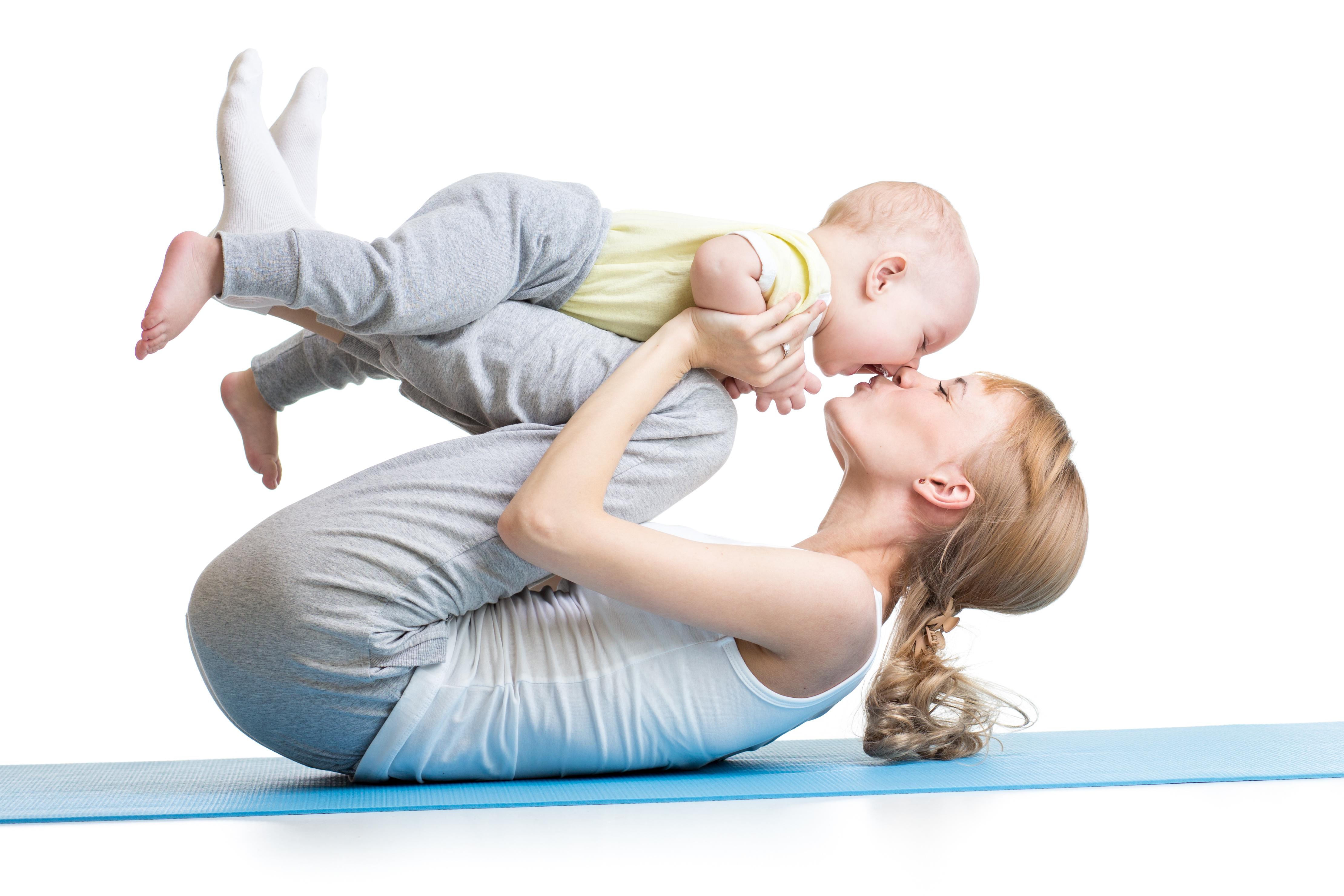 Postnatal Yoga for Mums & Babies