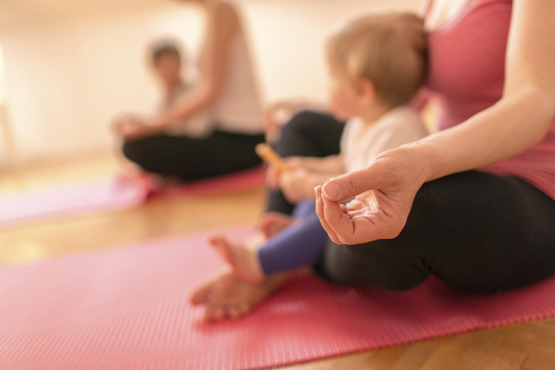 Postnatal & Baby Yoga