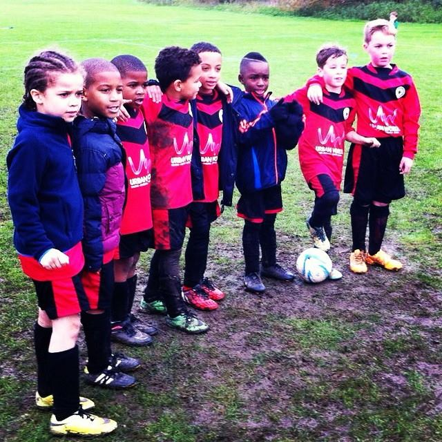 Pro Star Football Academy Little Tots