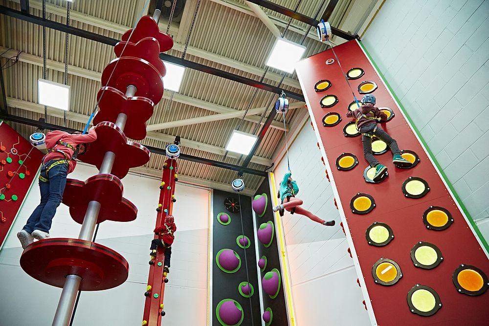 Rock Box - Elmbridge Xcel Leisure Complex | Walton On Thames