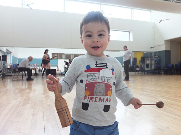 Toddler Jam-Music and Movement